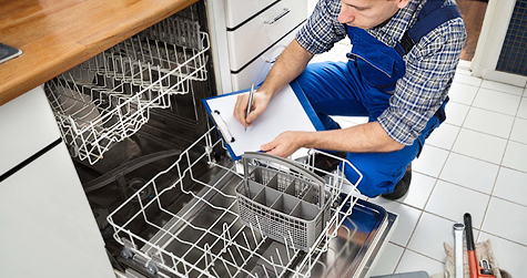 JennAir and Wolf Dishwasher Repair in Sacramento